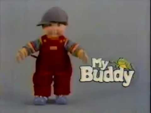 1985 My Buddy Commercial