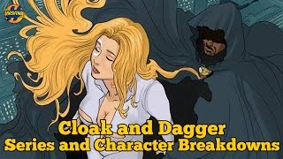 Exclusive Marvel News: Cloak and Dagger  Series and Character Breakdowns