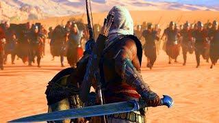 Assassin's Creed: Origins - Впечатления после GamesCom 2017