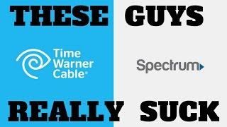 Time Warner/Spectrum= HUGE RANT!!!!!!!