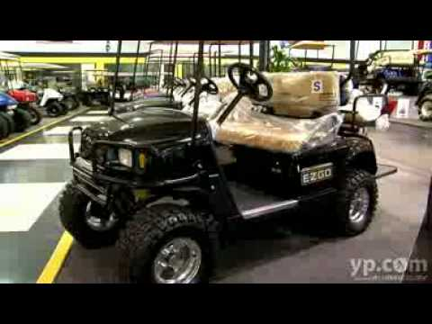 Golf Cars Of Houston Superstore!