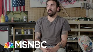 Art Workshop Helps Veterans With Trauma | Morning Joe | MSNBC