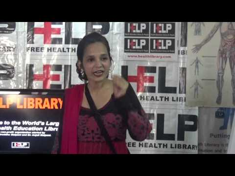 Healthy Living for Life By Dr. Muneerah Kuraishi  HELP TALKS Video