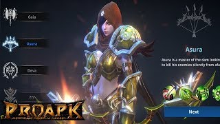 Rappelz The Rift Android Gameplay - Assassin (Open World MMORPG) (CBT)