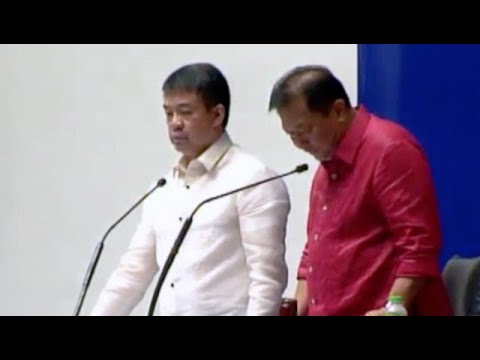 Download Youtube: Senate, House allow 1-year martial law extension in Mindanao