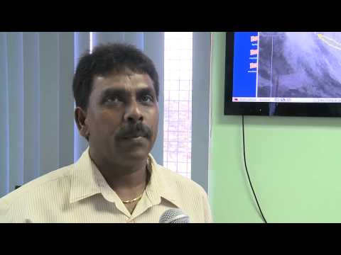 Fiji Meteorological Service media conference for Tropical Cyclone Pam update # 12.