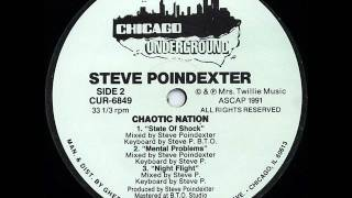 Steve Poindexter - State Of Shock