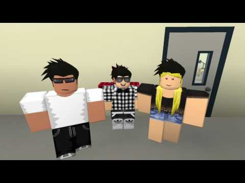 Let Me Love You | Roblox Music Video | Bully Story