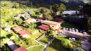 CABAÑAS EN BOQUETE LUGARES AGROTURISTICO DE PANAMA