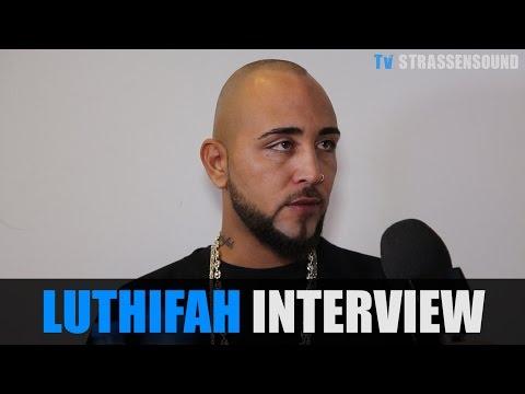 LUTHIFAH Interview: OTIS, Favorite, 2Pac, Pott, Outlaw, Tour, Nate57, Jason, Teufel, Drogenproblem