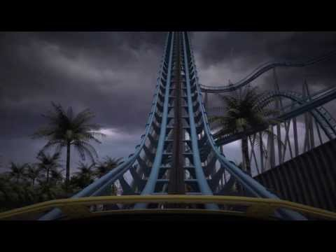 Impact Multimedia - Storm Coaster 3d Animation - SeaWorld Gold Coast