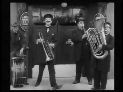 "Charlie Chaplin's ""The Vagabond"" [1916] | Silent Film"