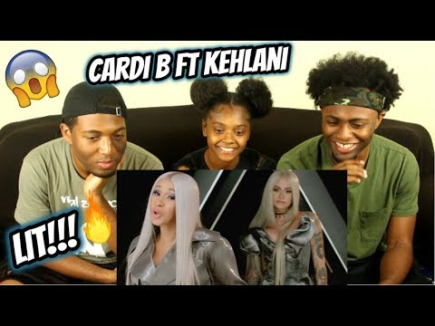Cardi B - Ring (feat. Kehlani) [Official Video] (REACTION)