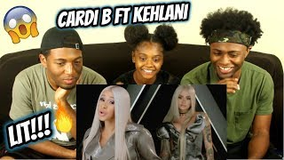 Cardi B - Ring (feat. Kehlani) [Official Video] (REACTION)