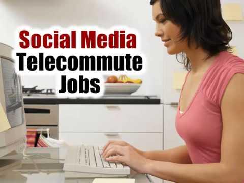 telecomute jobs