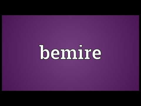 Header of bemire