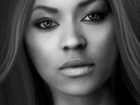 Beyonce transformation