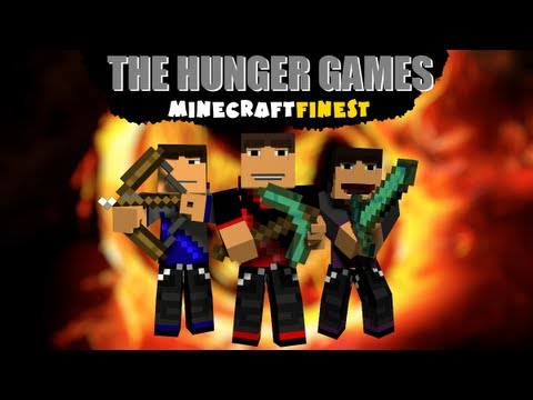 Minecraft: Hunger Games - Game 1 Part 1