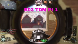Best TDM BO3 Sniping Montage (part 1)