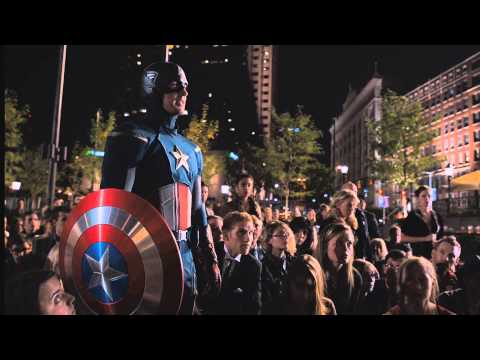 The Avengers - Captain America and Iron Man VS Loki | 1080pMovieClips