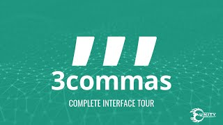 3Commas Trading Bot Complete Walthrough
