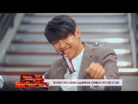 [eng sub] ghana chocolate ad - park woojin