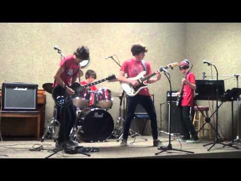 Eternity - Santana - Hope You're Feeling Better (Live Cover)