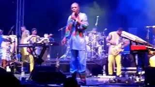 Femi Kuti & The Positive Force - No Place for my Dream Live