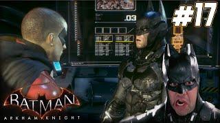 "Batman Arkham Knight Gameplay Walkthrough Part 17 - ""WAIT IN THE CAR ROBIN!!!"" 1080p HD PC"