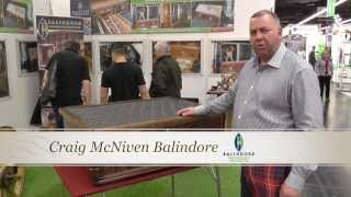 Balindore Gunboxes from Scotland at IWA 2014