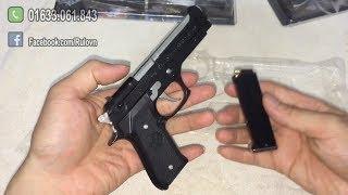 Trên tay mô hình súng kim loại giá rẻ nhất Việt Nam Shop súng mô hình Rulovn
