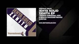 Jenya Solid - Zenith EP