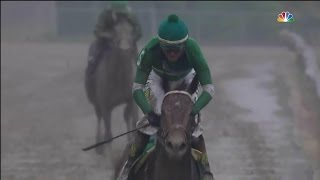 Exaggerator Wins The 141st Preakness Stakes 2016 [HD]