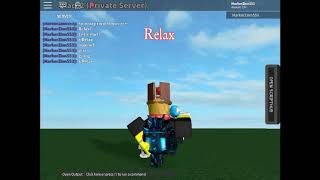 Relax / ROBLOX Script Showcase! (Thanks for 20 Subs!)