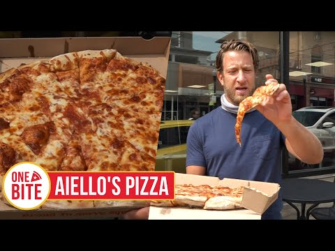 Barstool Pizza Review - Aiello's Pizza (Pittsburgh, PA)