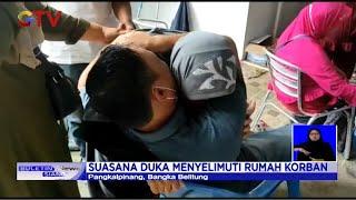 Suasana Duka Menyelimuti Keluarga Rizky, Satu Korban Pesawat Sriwijaya SJ182 - BIS 11/01