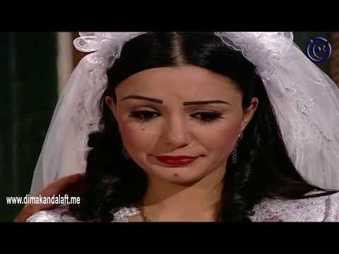 باب الحارة ـ حزن خيرية على فراق زهرة  ـ ديمة قندلفت ـ  ديمة الجندي