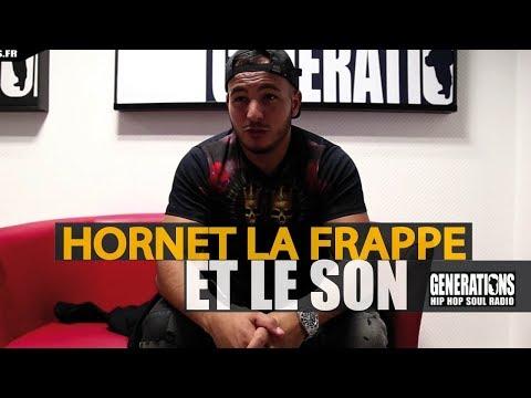 Youtube: HORNET LA FRAPPE – INTERVIEW »LE SON»