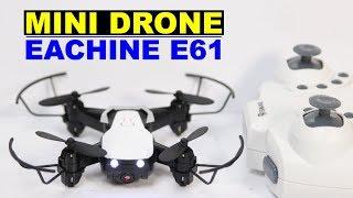 EACHINE E61 MINI DRONE - Its Small, Its Different, Its Fun