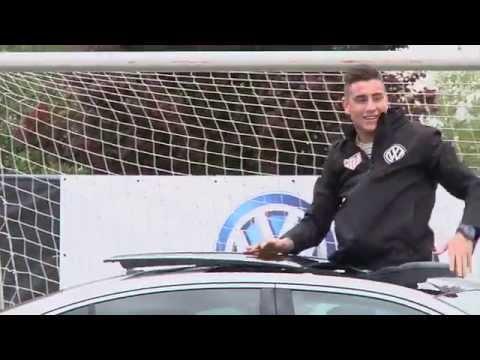 Atlético de Madrid: Godin y Koke, los mejores al volante