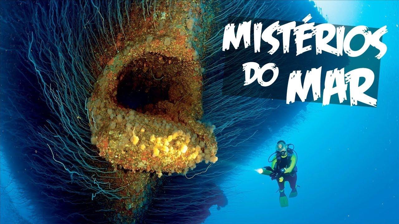 Mistérios Do Fundo Do Mar