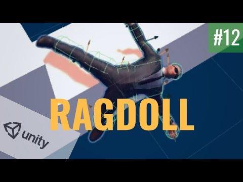 #12 Adding Ragdoll Physics | Unity Game Development Course thumbnail