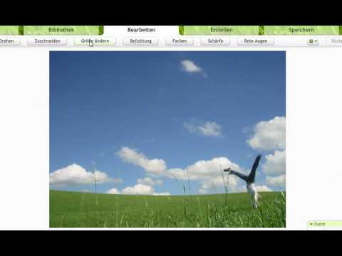 Foto Zuschneiden, Bild Bearbeiten - Aufbereitung Von Fotos Für Das Internet - Homepage Erstellen