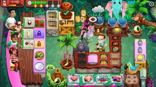 JUNGLE JOINT Season2 Episode11(S2E11)WITH VIP & AUTO CHEF - Cooking Dash - 5☆ ALL CUSTOMERS SERVED