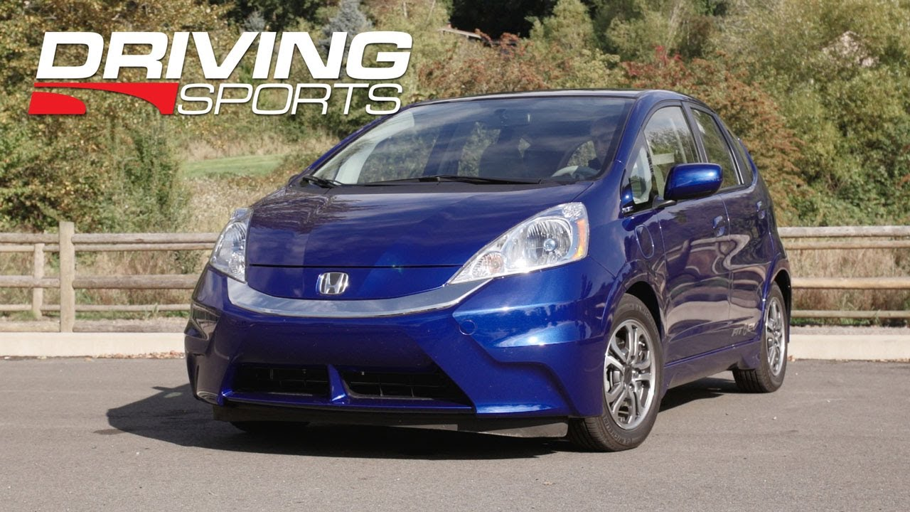 Honda honda fit ev range : Honda Fit EV Electric Car Reviewed - YouTube