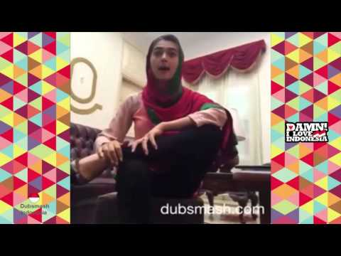 dubsmas indonesia II kumpulan dubsmash artis2 INDONESIA