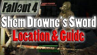 Fallout 4 | Shem Drowne