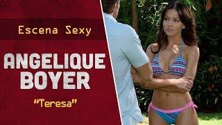 "Angelique Boyer en ""Teresa"" | Escena Sexy 4 | Taco de Ojo"