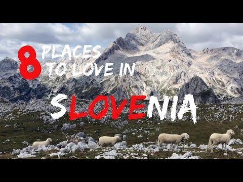 Slovenia - 8 Places to Love - Triglav - Ljubljana - Bled - Goriska Brda