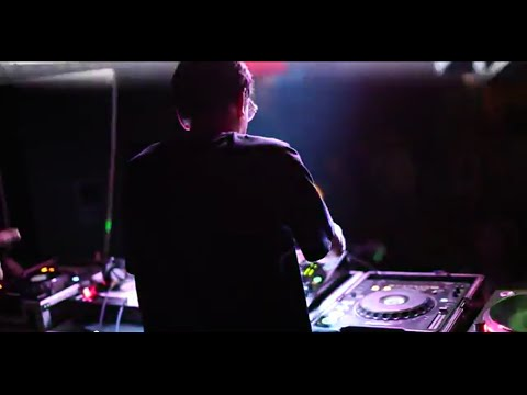 DJ Petr Holman - Electronic Music Weekend - 2012